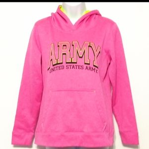 J. America Army United States Army Small pink